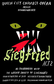 Siegfried Act II Flyer